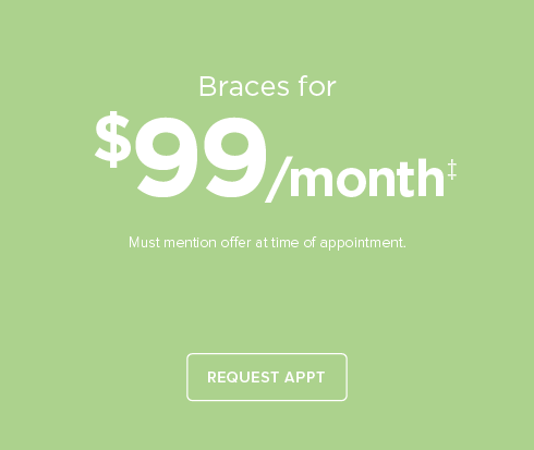 Stone Oak Modern Dentistry and Orthodontics-$99/month braces